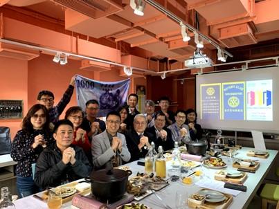 國際扶輪3521地區台北食仙扶輪社官網 www.rctwf.org